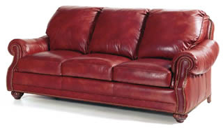 Journey leather sofa