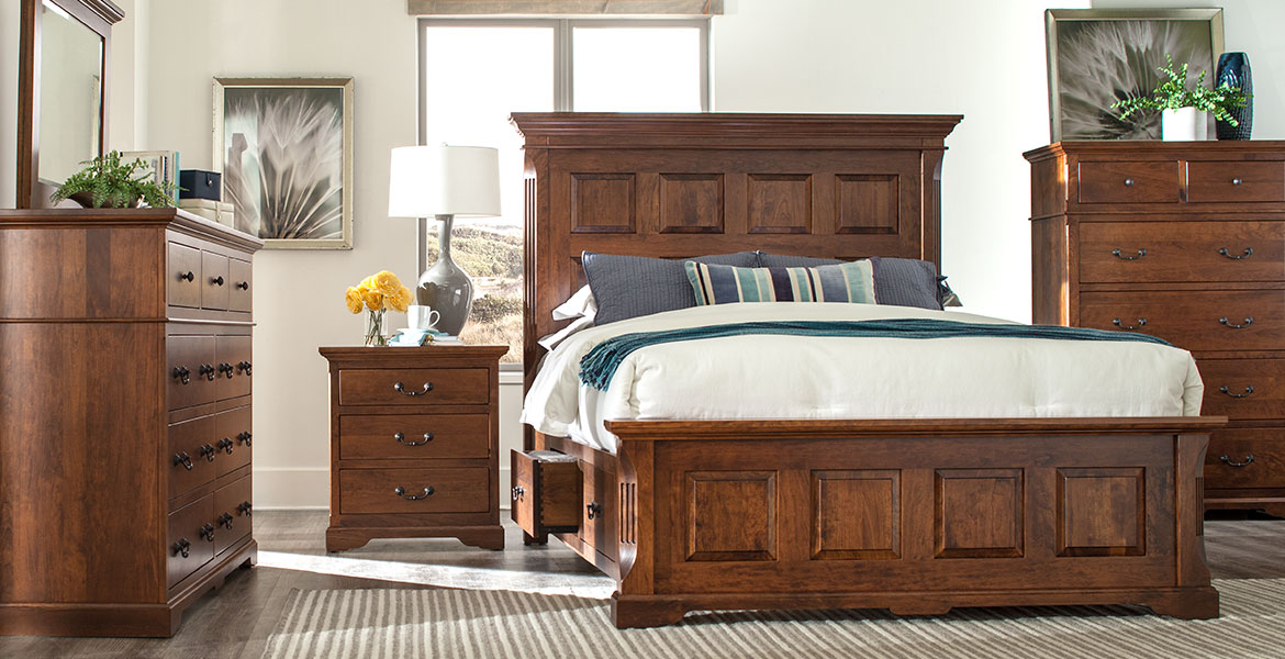Longmeadow Group bedroom furniture